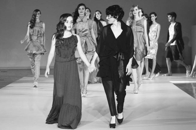 Celia Vela - Bcn Fashion Week S:S'14 | Anna Port Photography13