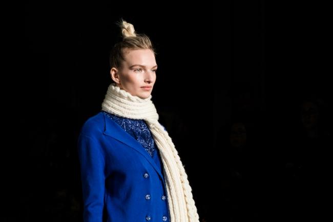 Apujan, London Fashion Week A:W'18 | Anna Port Photography13