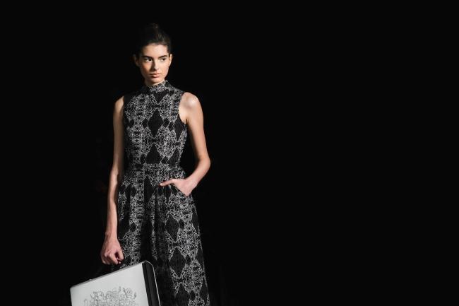 Apujan, London Fashion Week A:W'18 | Anna Port Photography14