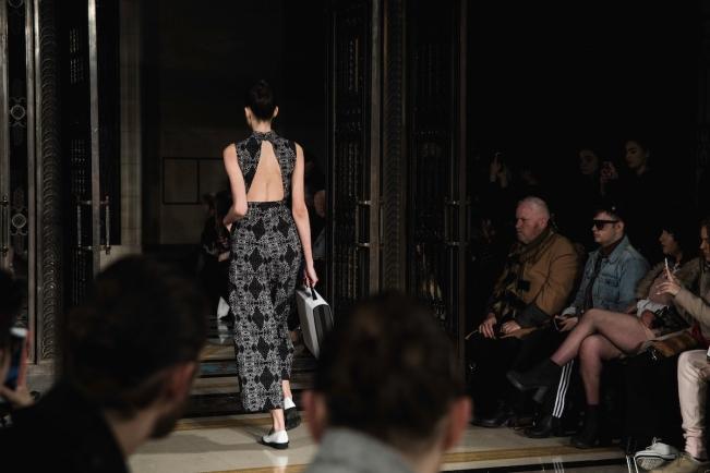 Apujan, London Fashion Week A:W'18 | Anna Port Photography16