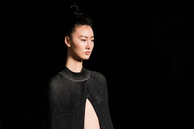 Apujan, London Fashion Week A:W'18 | Anna Port Photography21