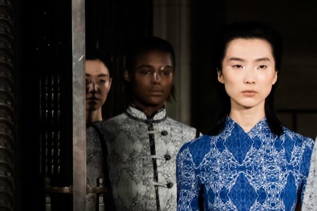 Apujan, London Fashion Week A:W'18 | Anna Port Photography24