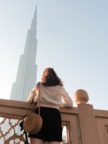 Burj Khalifa | Descubriendo el mundo con Anna5