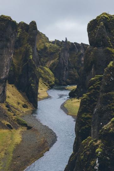Canón Frádrargljúfur | Islandia | Descubriendo el mundo con Anna2