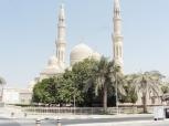 Jumeirah Mosque, Dubai | Anna Port Photography1