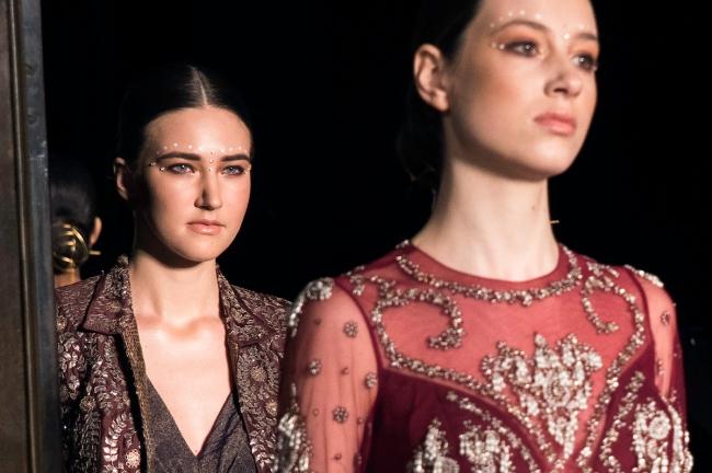 Rocky Star, London Fashion Week A:W'18 | Anna Port Photography15