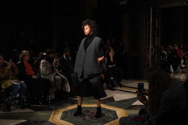 Soe Jakarta, London Fashion Week A:W'18 | Anna Port Photography5