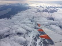 Volando encima de Ginebra   Descubriendo el mundo con Anna