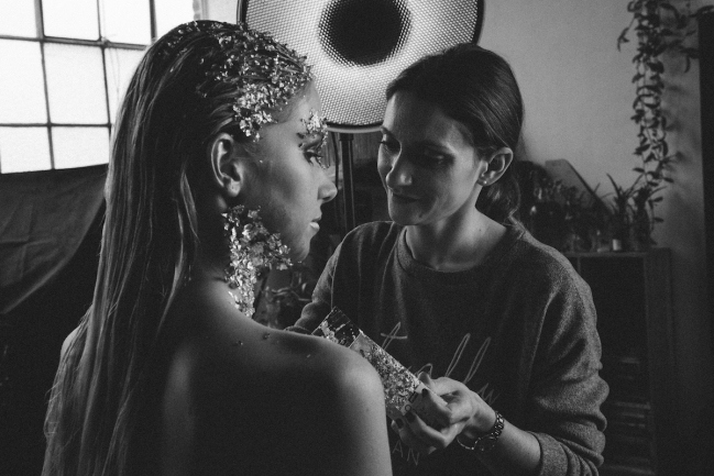 BTS Beauty Shoot Dust by Emma Jane Lewis | Anna Port Photography20