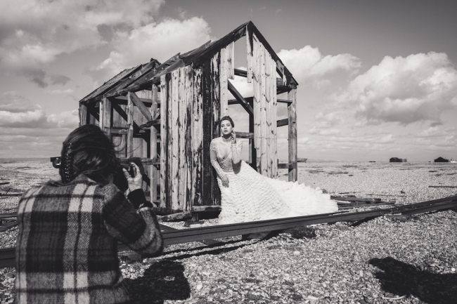 BTS editorial by Emma Jane Lewis for IMirage Mag | Anna Port Photography10