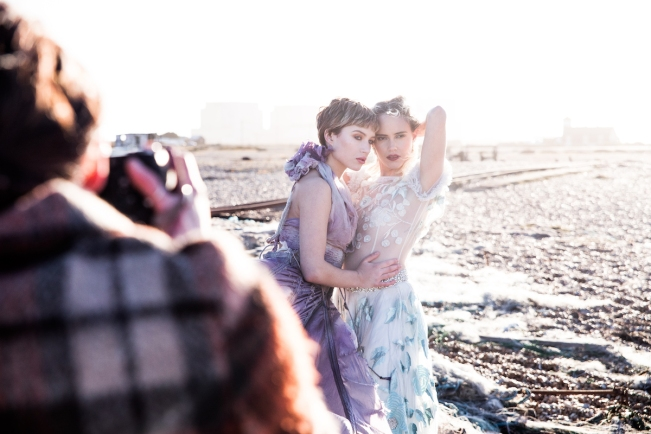 BTS editorial by Emma Jane Lewis for IMirage Mag | Anna Port Photography30